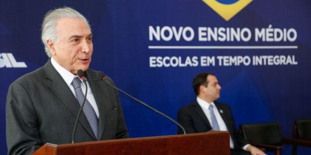 Congresso libera R$ 1,1 bi para Temer pagar dívidas do Fies e viabilizar Enem