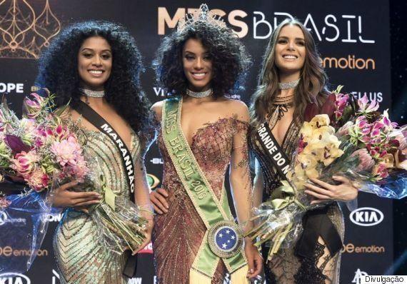 Raissa Santana, a Miss Brasil 2016, quer mostrar que mulheres negras podem