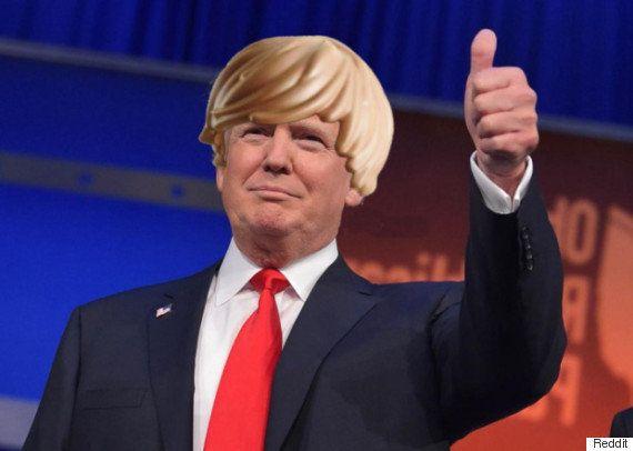Publicitários criam capacete que é igual ao cabelo de