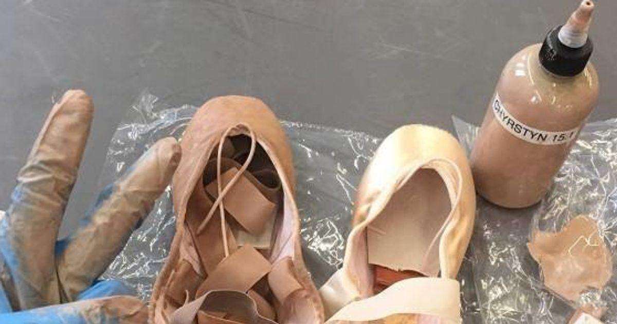 9153a58034 O desafio de ser uma bailarina negra em uma única foto