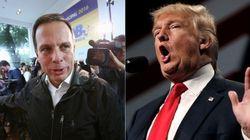 O que Donald Trump e Doria têm em comum? O Washington Post
