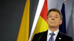 Acordo com as Farc rende o Nobel da Paz ao presidente da