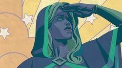 Este quadrinho de super-herói pode ser o PRIMEIRO a ter uma protagonista