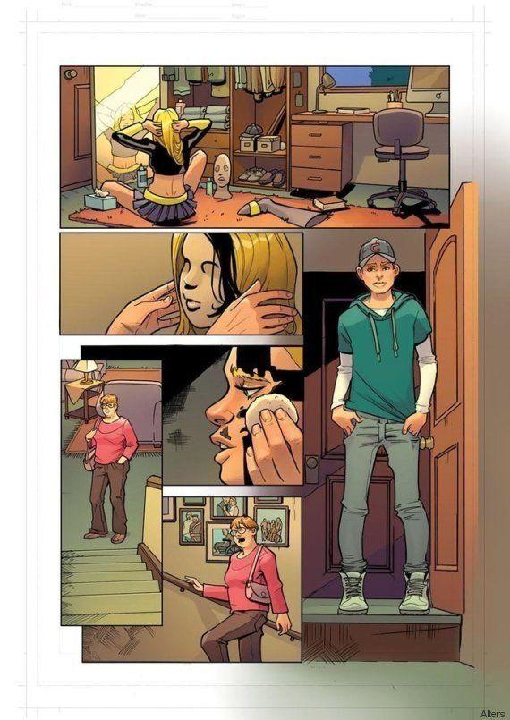 'Alters': Quadrinho de super-herói pode ser o primeiro a ter uma protagonista