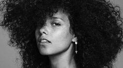 Crespa e sem maquiagem: Alicia Keys celebra verdadeira identidade em capa de