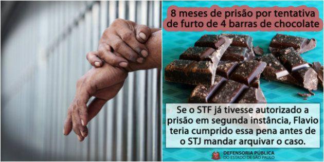 Defensoria Pública de SP critica prisão em segunda instância mantida pelo