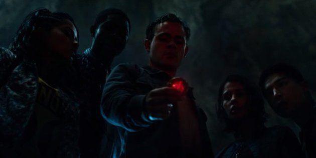 'Saban's Power Rangers': Aqui está o primeiro trailer do novo filme