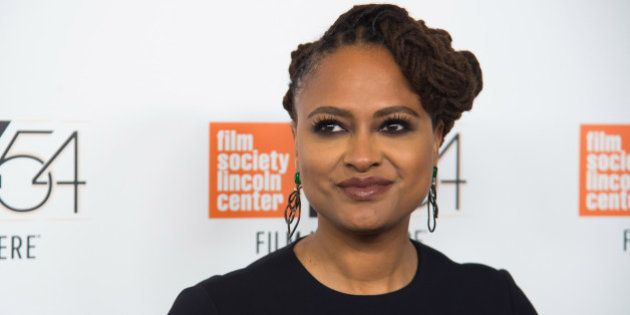 Director Ava DuVernay attends the 54th New York Film Festival opening night gala presentation and world...