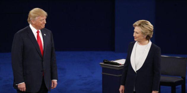 Esta eleição não é sobre política. É sobre a opinião dos Estados Unidos sobre as
