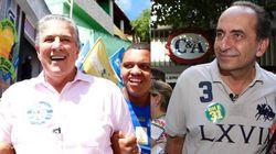 Em BH, João Leite lidera com 36%. Kalil tem 29% e brancos e nulos, 22%, diz