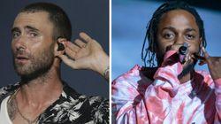 Mistura boa! Maroon 5 lança single em parceria com Kendrick