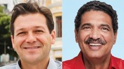 Geraldo vence João Paulo em 1º Datafolha do Recife após 1º turno: 47% a
