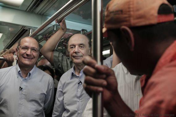 Concessionária cobra R$ 500 milhões de Alckmin por metrô atrasado em São
