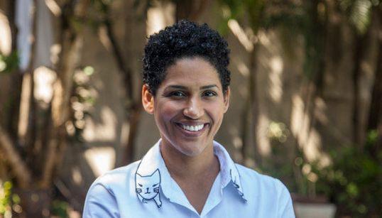 Alexandra Loras: 'É preciso educar racistas com empatia e
