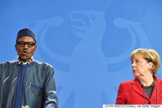 Após críticas da esposa, presidente da Nigéria diz que o lugar dela é na