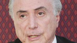 'Brasil começa a entrar nos trilhos', diz Temer em reunião do