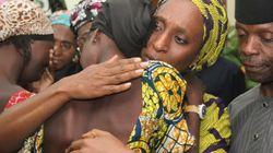 Emoção: Meninas libertadas pelo Boko Haram reencontram suas famílias na