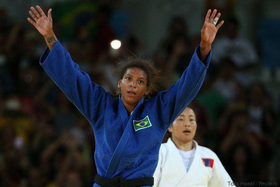 Aprendam com a mestra: Rafa Silva é a nova embaixadora dos Jogos