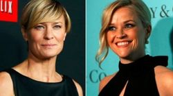 GIRL POWER! Robin Wright e Reese Witherspoon farão série sobre