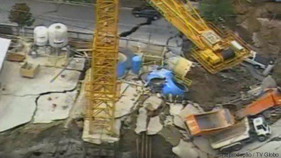 7 mortos e nenhum culpado: Justiça inocenta 14 acusados por cratera no metrô de