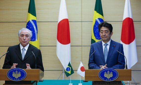 Temer é recebido por imperador japonês. Mas mentiu sobre encontro com