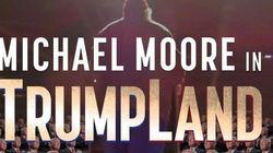 Este tempo todo Michael Moore estava preparando um filme sobre