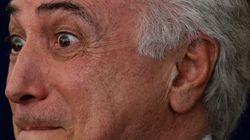 Desempenho de Temer na presidência é reprovado por 51,4%, aponta
