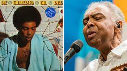 Demorou 41 anos para que esta música de Gilberto Gil derrotasse a