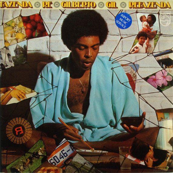 Faixa censurada do disco 'Refazenda', de Gilberto Gil, é divulgada depois de 41