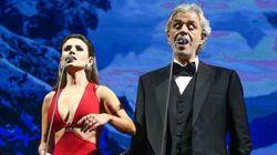 O que aconteceu na noite em que Paula Fernandes deixou Bocelli no