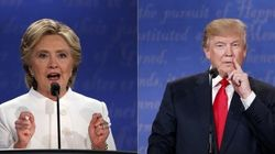 Em debate, Trump diz que 'não sabe' se vai aceitar resultado das