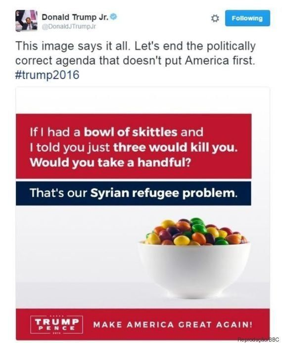 Finalmente, a xenofobia dos Trump pode doer no bolso da