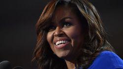 Michelle Obama quebra protocolo e deixa convidada ficar descalça na Casa