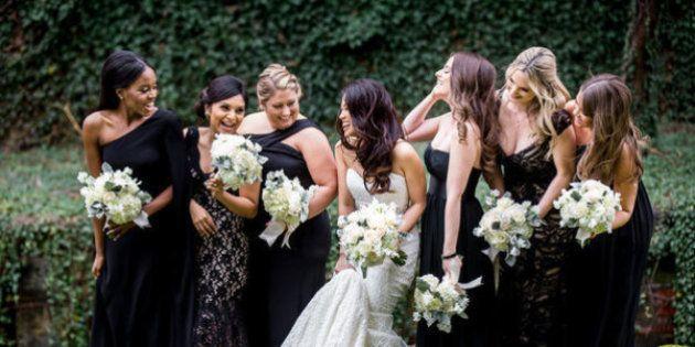 19 vestidos de madrinha de casamento para noivas nada