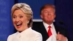 Não há dúvidas de que Hillary Clinton venceu o último