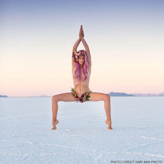 Esta yogini traz a saúde mental à tona de maneira belíssima