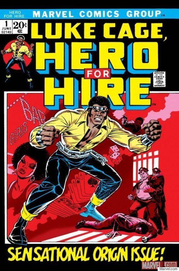 Por que Luke Cage é um dos mais importantes super-heróis da