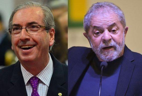 O 'gangster' Lula versus o gangster Eduardo