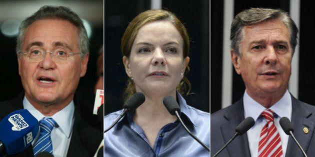 Lava Jato: O que dizem os senadores que teriam sido ajudados por policiais