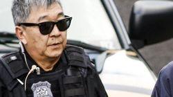 Condenado por corrupção, japonês da Federal já não usa mais a