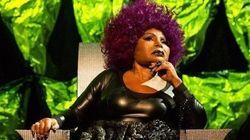 A incansável Elza Soares vai levar o álbum 'A Mulher do Fim do Mundo' para a