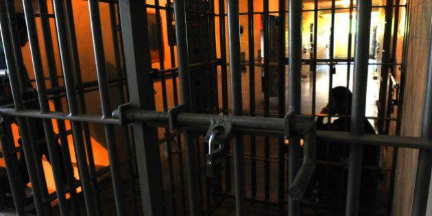 PORTO ALEGRE, BRAZIL - APRIL 10: View of the prision on April 10, 2013 in Porto Alegre, Brazil. Central...