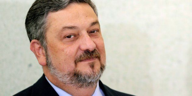 (FILES) This file photo taken on June 7, 2011 shows former Brazilian Minister of Economy and Chief of...