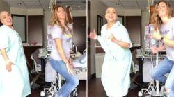 Esta mulher está superando a quimioterapia da melhor maneira: