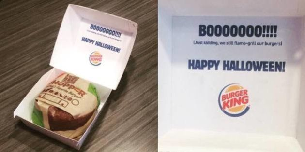 Burger King se fantasia de McDonald's para 'assustar' clientes no