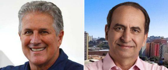 Datafolha: Crivella tem 63% contra 37% de Freixo no Rio. Em BH, Kalil e Leite estão