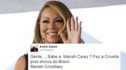 8 fãs que não querem acreditar que Mariah não vem mais ao