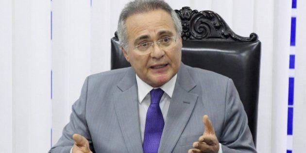 Marcado julgamento que pode afastar Renan Calheiros da presidência do