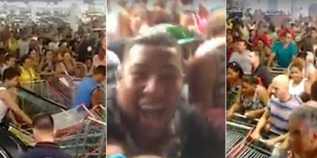 Até o New York Post sabe que o aniversário do supermercado Guanabara deixa o Black Friday americano no