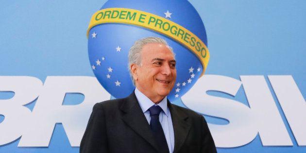 Governo Temer é ruim ou péssimo para 46% dos brasileiros, diz